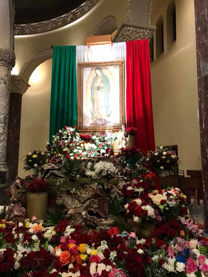 Pictures Of Previous Event Our Lady Of Guadalupe Novena