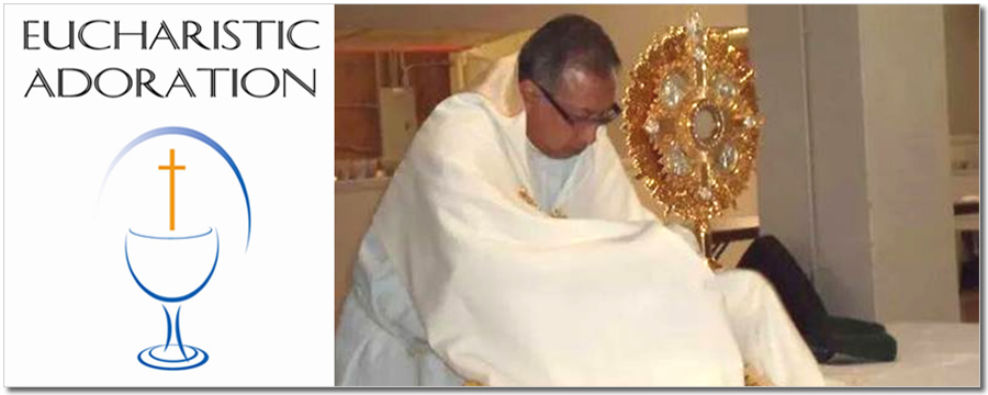 adoration of the blessed sacrament the medjugorje web